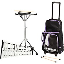 Yamaha 285 Series Mini Bell Kit with Backpack and Rolling Cart