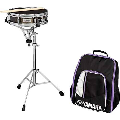 Yamaha 285 Series Mini Snare Kit with Backpack and Rolling Cart-thumbnail