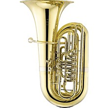 Miraphone 291 Bruckner Series 5-Valve 5/4 CC Tuba 291-5VCS Silver