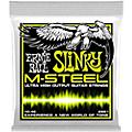 Ernie Ball 2921 M-Steel Regular Slinky Electric Guitar Strings