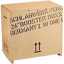 SCHLAGWERK 2inOne Bass Cajon Booster Boxx