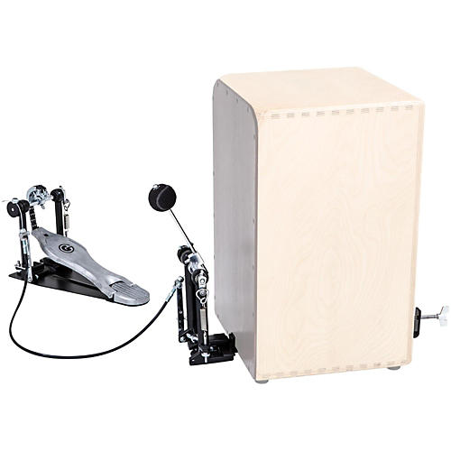 Gibraltar 2nd Generation Adjustable Chain Drive Cajon Pedal-thumbnail