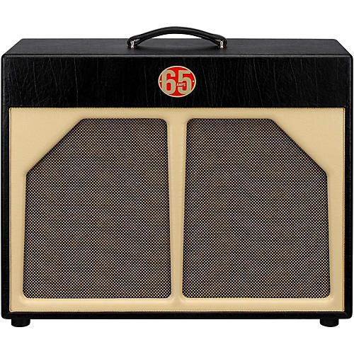 65amps 2x12 Guitar Speaker Cabinet - Red Line