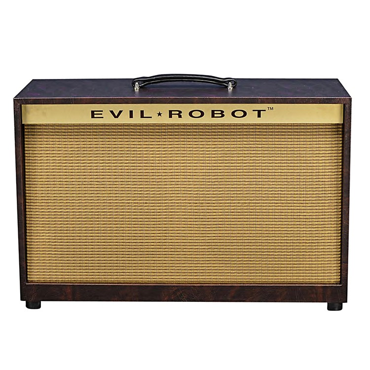 Evil Robot2x12 USA Guitar Speaker CabinetTan