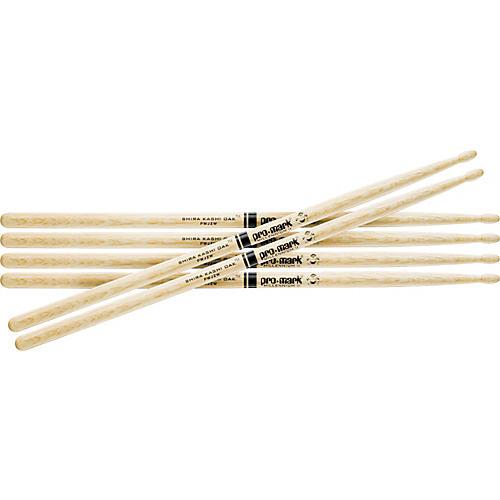 PROMARK 3-Pair Japanese White Oak Drumsticks Nylon 7A