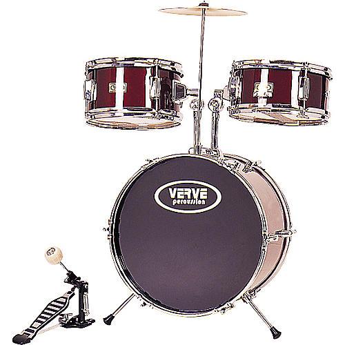 Verve 3 Piece Junior Drum Set AJD-302