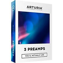 Arturia 3 Preamps You'll Actually Use Plug-in Bundle