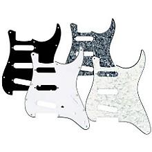 Musician's Gear 3 Single-Coil Pickguard White Pearloid