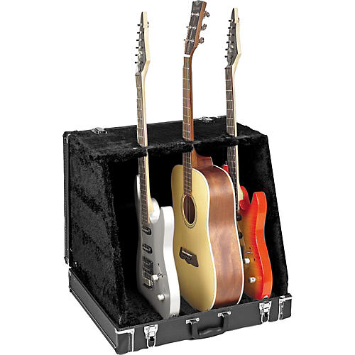 Road Runner 3 Space Guitar Stand Case-thumbnail