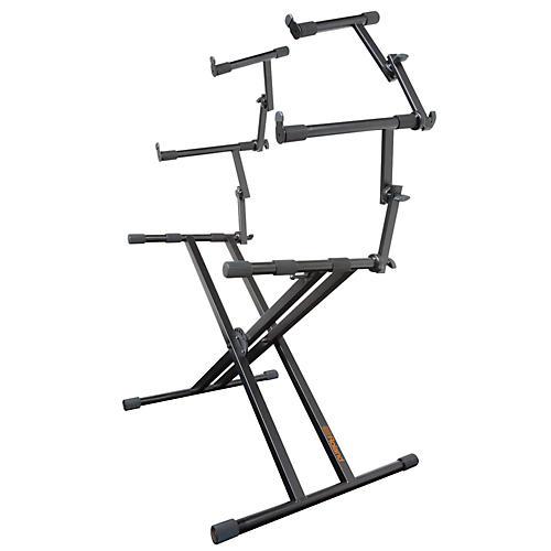 Roland 3 Tier Double X-braced Keyboard Stand