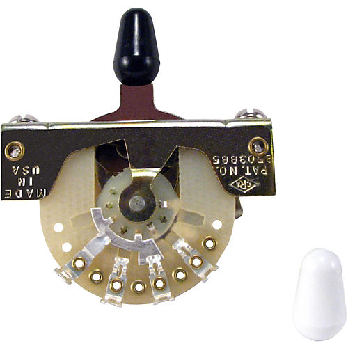 Ernie Ball 3-Way Strat and Tele Pickup Selector Switch