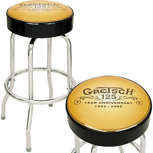 Gretsch 30 Inch Limited Edition Guitarist Stool 2-Pack