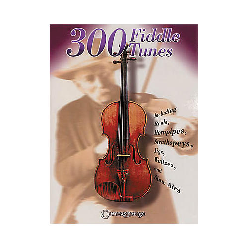 Centerstream Publishing 300 Fiddle Tunes Songbook-thumbnail