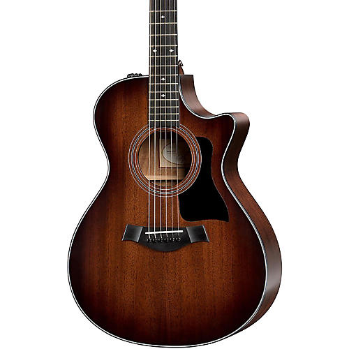 Taylor 300 Series 322ce Grand Concert Acoustic-Electric Guitar-thumbnail