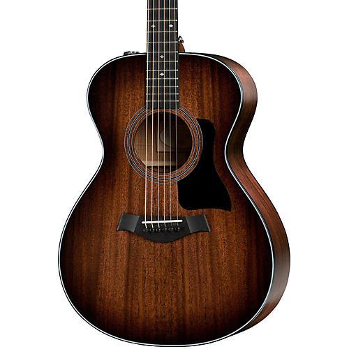 Taylor 300 Series 322e SEB Grand Concert Acoustic-Electric Guitar-thumbnail