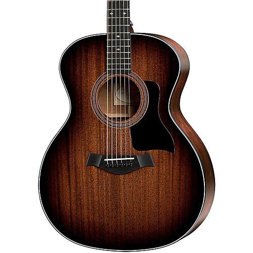 Taylor 300 Series 324-SEB Grand Auditorium Acoustic Guitar-thumbnail
