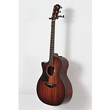 Taylor 300 Series 324ce-LH Grand Auditorium Left-Handed Acoustic-Electric Guitar