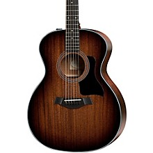 Taylor 300 Series 324e Grand Auditorium Acoustic-Electric Guitar