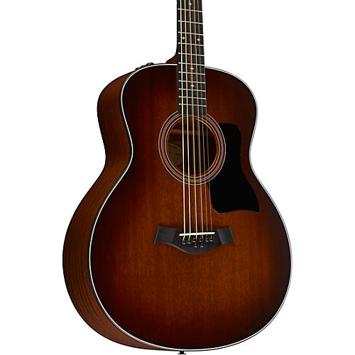 taylor 300 series 326e 8 string grand symphony baritone limited edition acoustic electric guitar. Black Bedroom Furniture Sets. Home Design Ideas