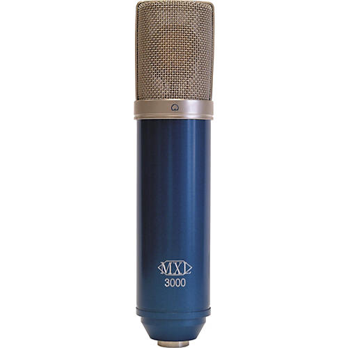 MXL 3000 Large-Diaphragm Condenser Microphone