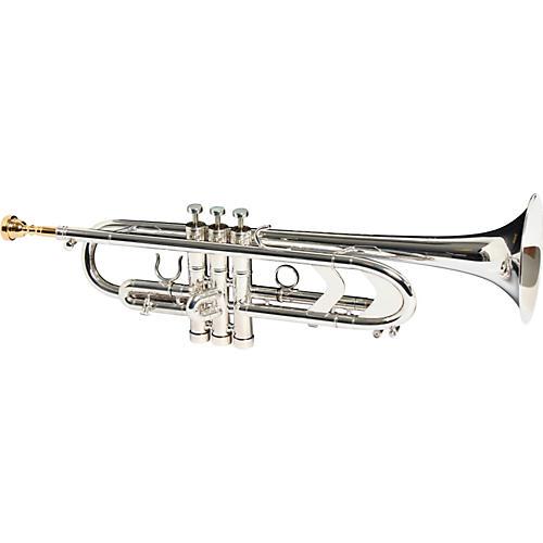 Getzen 3003 Genesis Custom Series Bb Trumpet 3003S Silver
