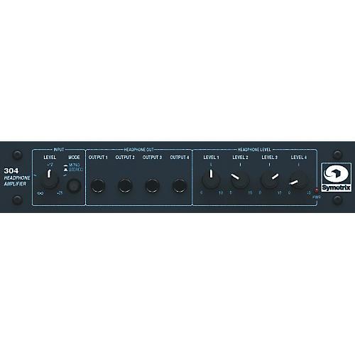 Symetrix 304 Headphone Amplifier-thumbnail