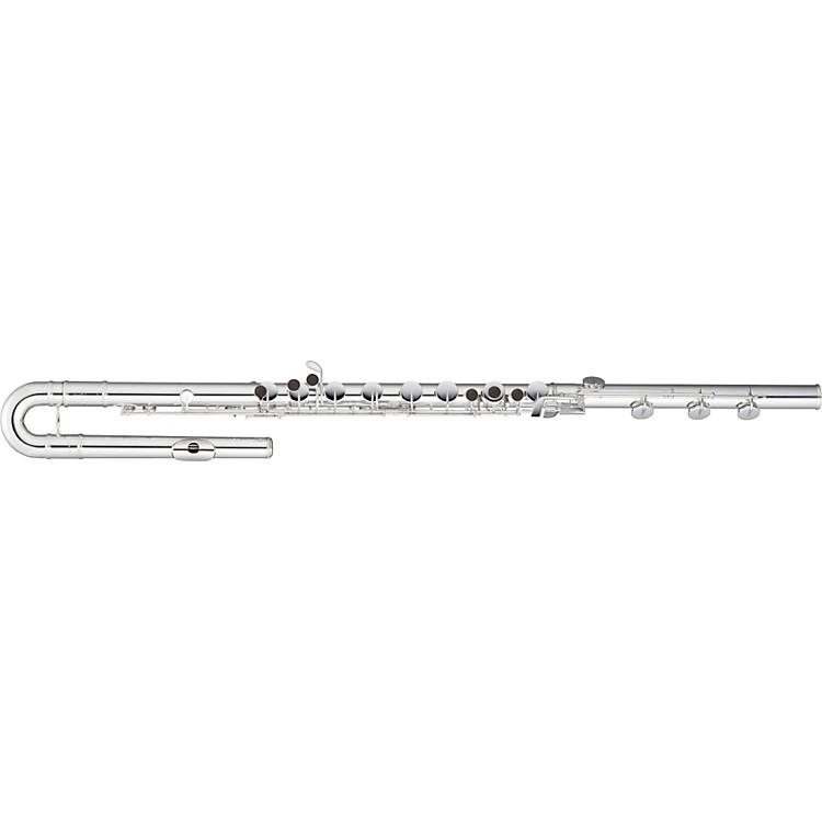 Pearl Flutes305 Series Bass FluteB Foot, Split E, with Crutch