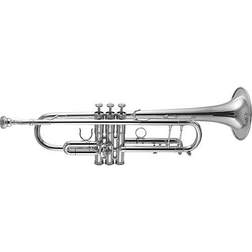 Getzen 3051 Custom Series Bb Trumpet Silver