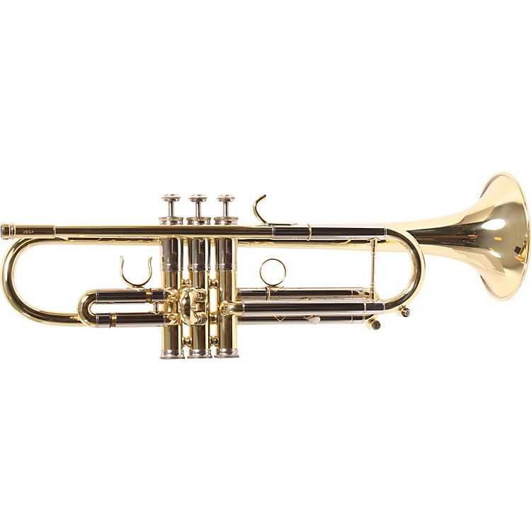 Getzen3052 Custom Series Bb Trumpet3052S Silver