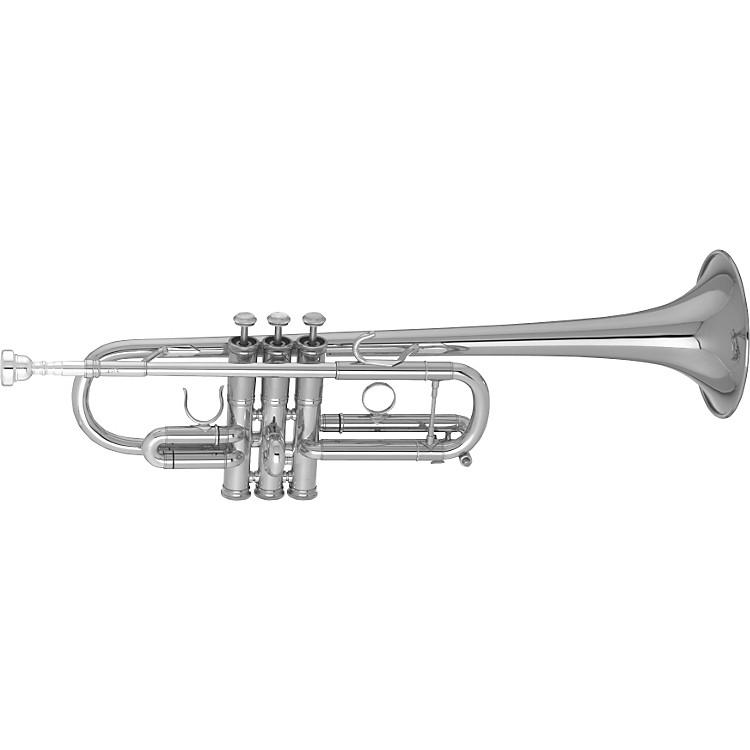 Getzen3071 Custom Series C Trumpet3071S Silver