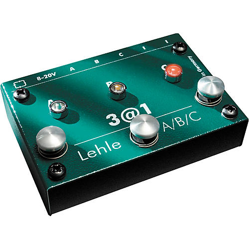 Lehle 3@1 A/B/C Switcher