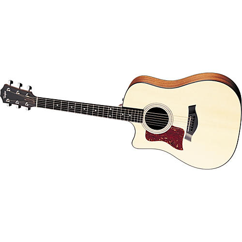 Taylor 310-CE Left-Handed Dreadnought Cutaway Acoustic-Electric Guitar