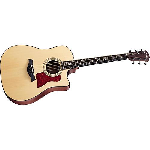 Taylor 310ce Dreadnought Cutaway Acoustic-Electric Guitar (2011 Model)-thumbnail