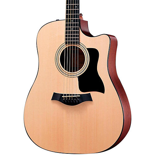 Taylor 310ce Dreadnought Cutaway Acoustic-Electric Guitar Natural