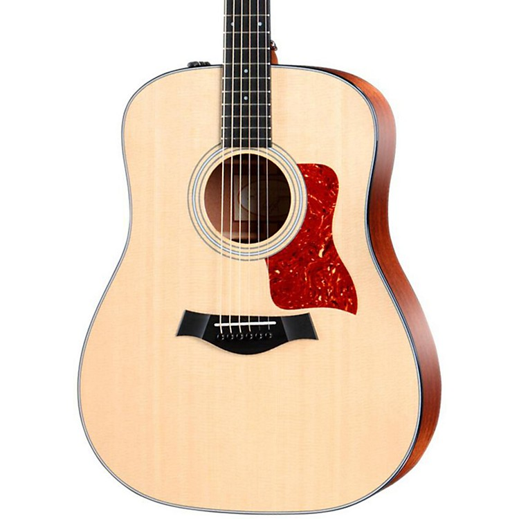 Taylor 310e Sapele/Spruce Dreadnought Acoustic-Electric Guitar Natural