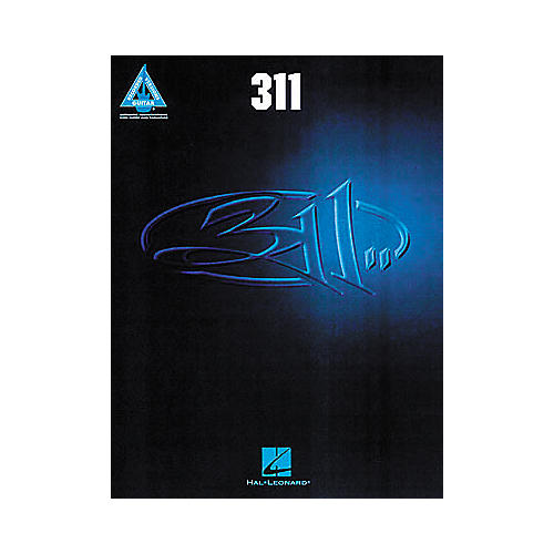 Hal Leonard 311 Guitar Book