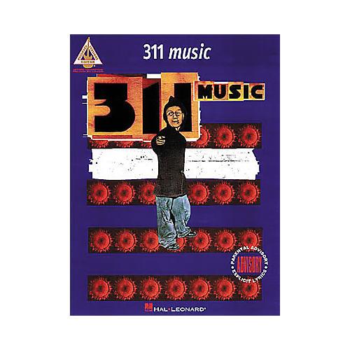 Hal Leonard 311 Music