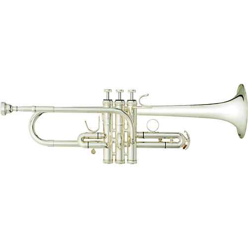 B&S 3116 Challenger II Series Eb/D Trumpet-thumbnail