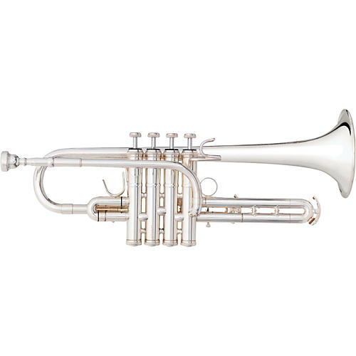 B&S 3117JH Challenger II Custom Series Eb/E Trumpet-thumbnail