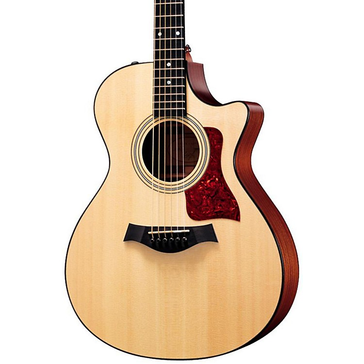 Taylor 312ce Sapele/Spruce Grand Concert Acoustic-Electric Guitar Natural
