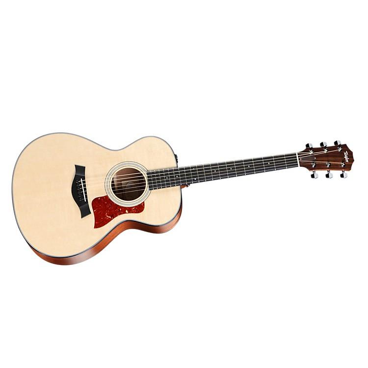 Taylor312e Sapele/Spruce Grand Concert Acoustic-Electric GuitarNatural