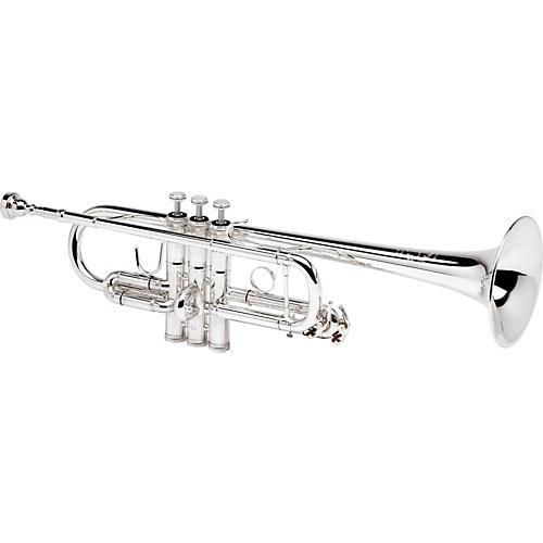 B&S 3136 Challenger C Trumpet 3136/2-S Silver