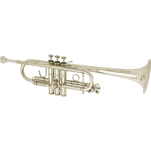 B&S 3136JH Challenger II Heavyweight Special Custom Series C Trumpet-thumbnail