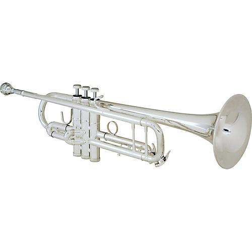 B&S 3137 Challenger II Series Bb Trumpet Silver