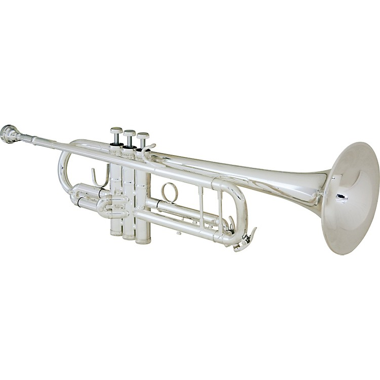 B&S 3137S Challenger II Series Bb Trumpet Silver