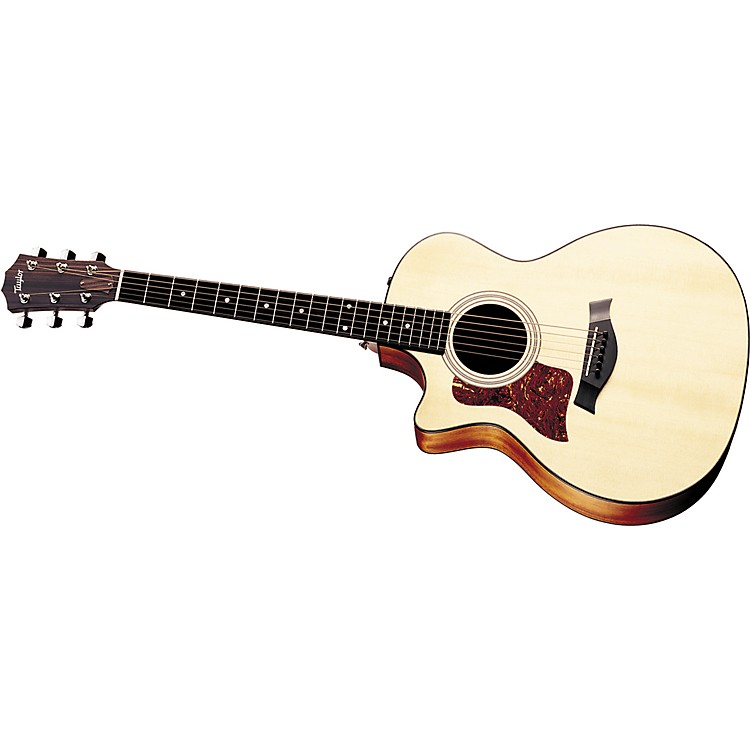 Taylor314-CE Left-Handed Grand Auditorium Acoustic-Electric Guitar