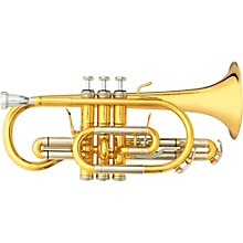 B&S 3142 Challenger II Brochon Series Bb Cornet Gold Lacquer
