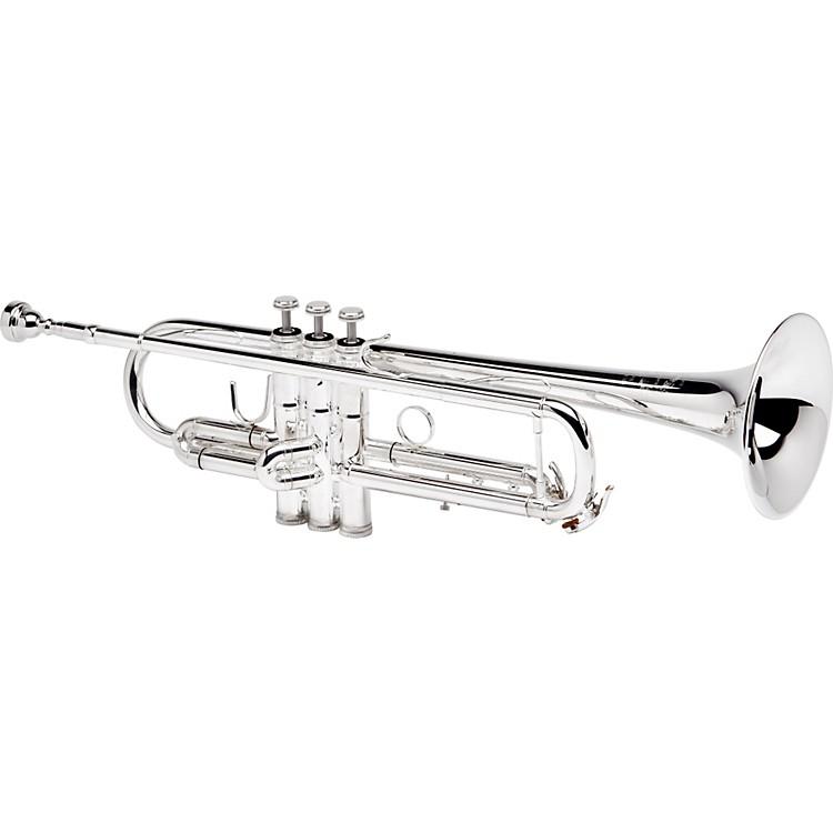 B&S3143/2-S Challenger II Bb TrumpetSilverReverse Leadpipe