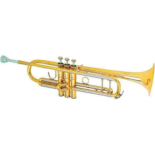 B&S 3143 Challenger II Series Bb Trumpet Lacquer