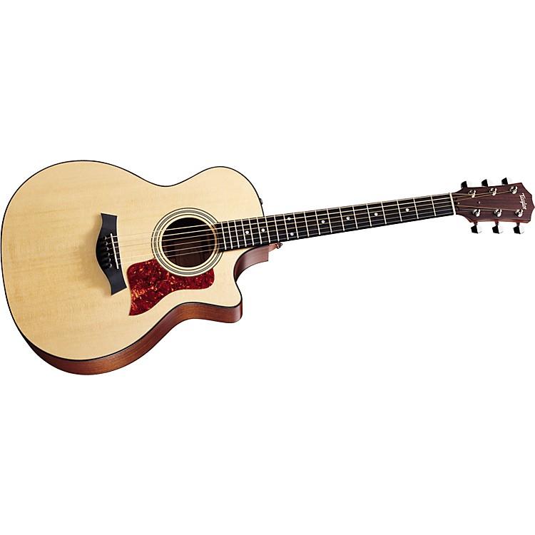 Taylor314ce Grand Auditorium Cutaway Acoustic-Electric Guitar